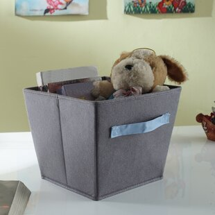 Affordable Price Storage Fabric Bin (Set of 3) By Bintopia