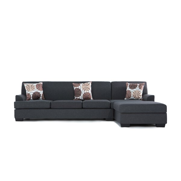 Reversible Sectional by Madison Home