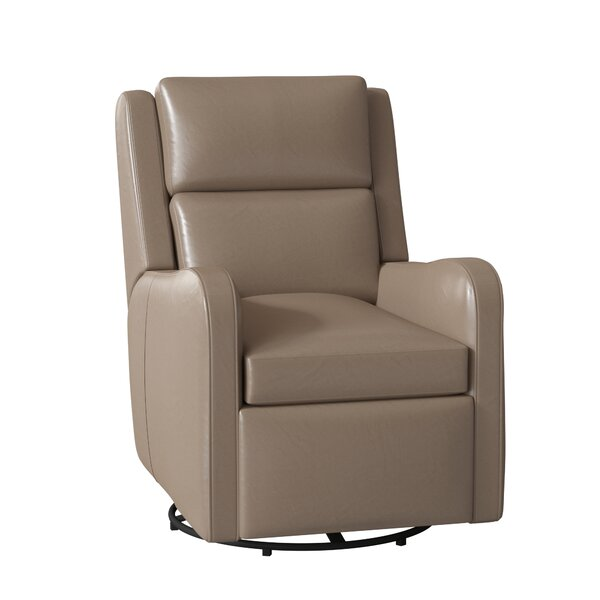 Willow Leather Power Wall Hugger Recliner by Bradington-Young Bradington-Young