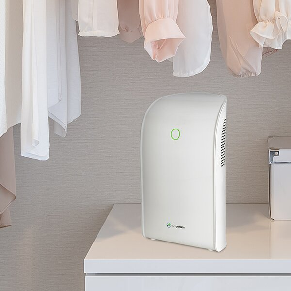 Small Space Dehumidifier by Guardian Technologies