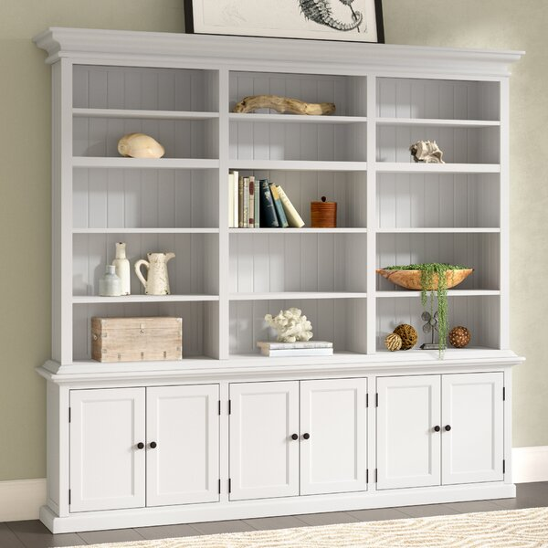 Amityville Oversized Set Bookcase by Beachcrest Home