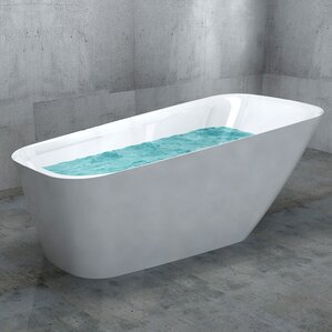 66 X 30 Bathtub | Wayfair