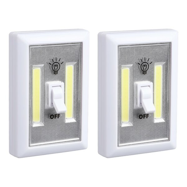 Cordless Switch Night Light (Set of 4) by TORCHSTAR