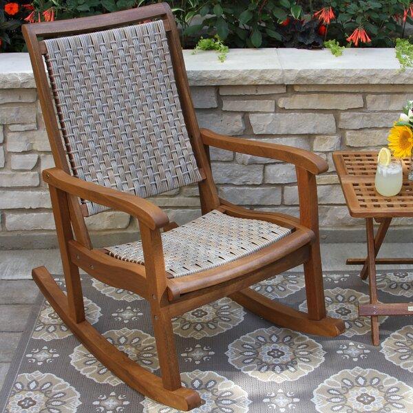 Howe Rocking Chair by Bay Isle Home