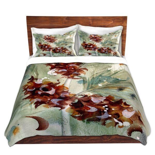 Forrest Dawn Derman Evergreen Branch Microfiber Du
