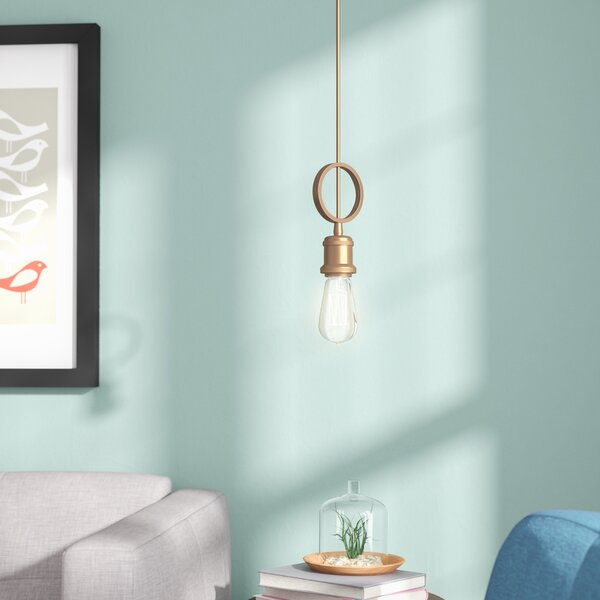 Rother 1-Light Mini Pendant by Langley Street