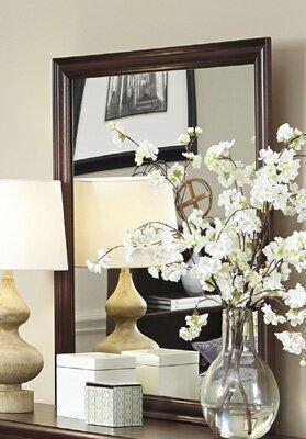 Rectangular Dresser Mirror by Carolina Furniture Works, Inc.