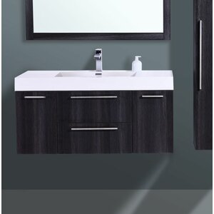 Eclipse Single Bathroom Vanity Set
