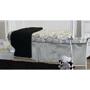 Compare prices Sewell Paisley 3 Piece Crib Bedding Set ByHarriet Bee