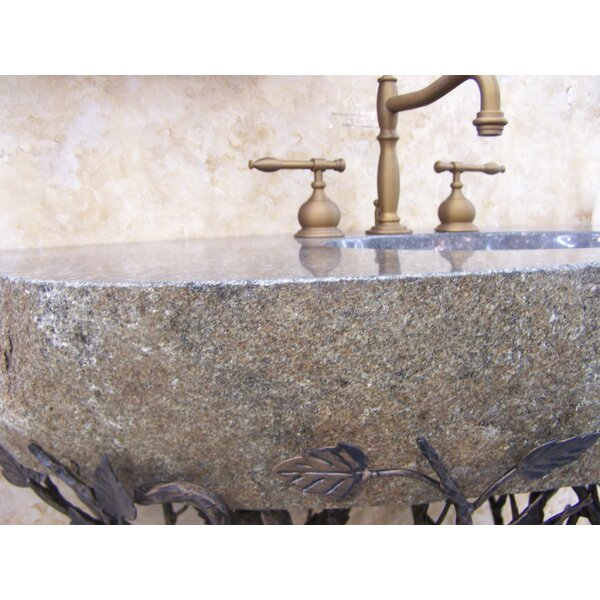 Organic Suites Metal 25 Pedestal Bathroom Sink by