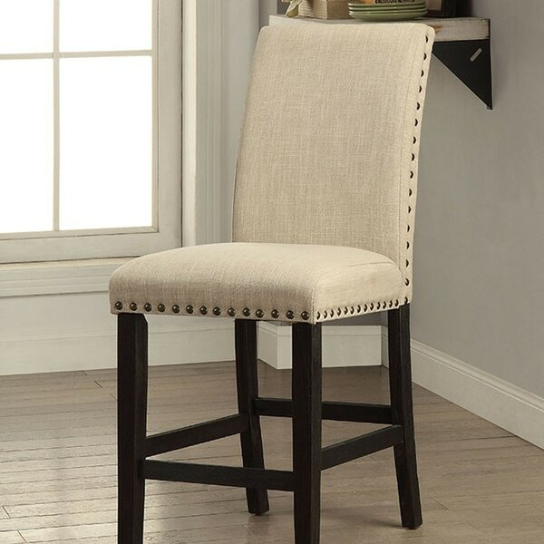 Quill 24 Bar Stool (Set of 2) by Alcott Hill