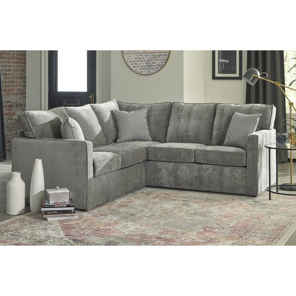 Annie-May 74.5 Symmetrical Sleeper Sectional