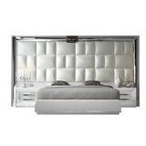 Jerri Standard 2 Piece Bedroom Set by Everly Quinn