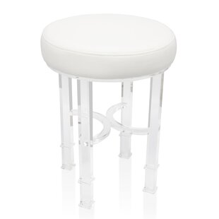 Look for Urban Modern Acrylic Stool By Wildon Home ®