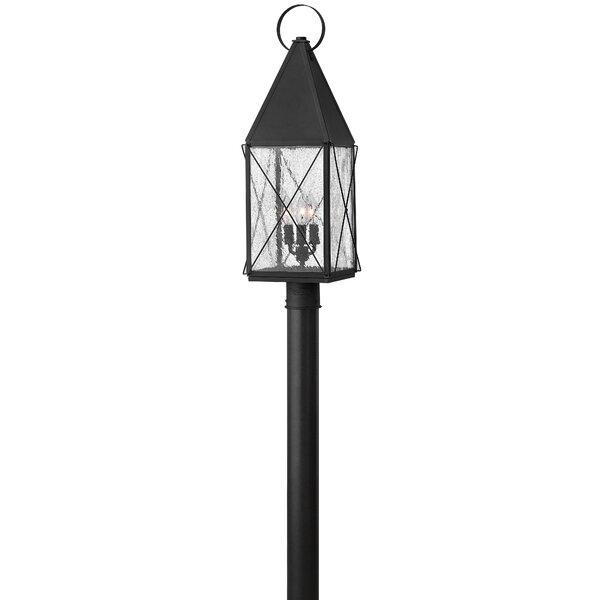 Smardale Outdoor 3-Light Lantern Head by Gracie Oaks