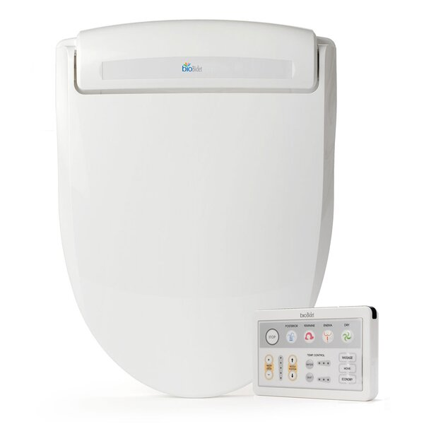 Biobidet Electronic Toilet Seat Bidet by Danco