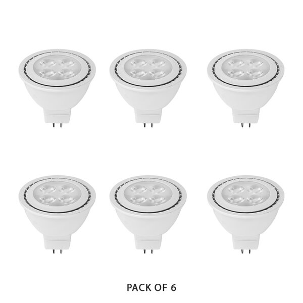 8W GU5.3 Dimmable LED Light Bulb by WAC Lighting