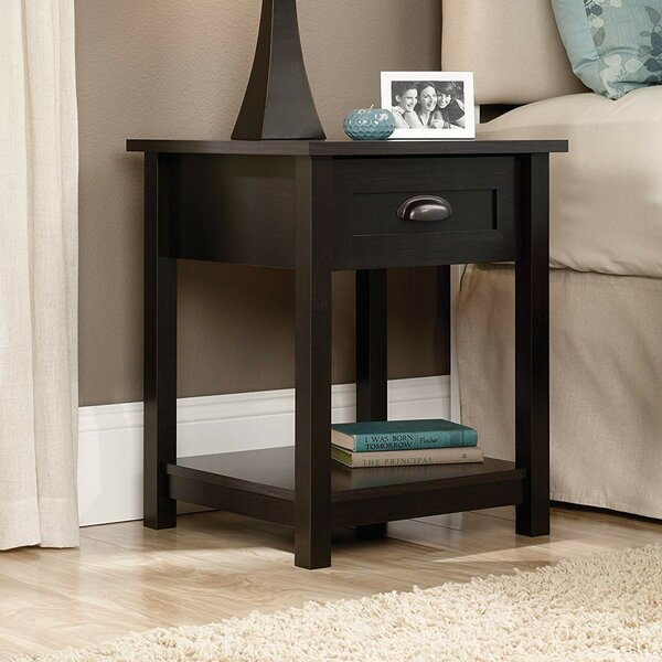 Krystian End Table With Storage By Red Barrel Studio