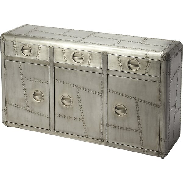Yeager 3 Drawer Accent Chest by Trent Austin Design