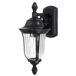 Check Prices Morgan Park 1-Light Outdoor Wall Lantern By Great Outdoors by Minka