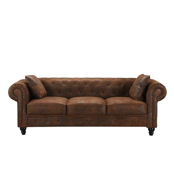 Liliana Chesterfield Sofa by Alcott Hill