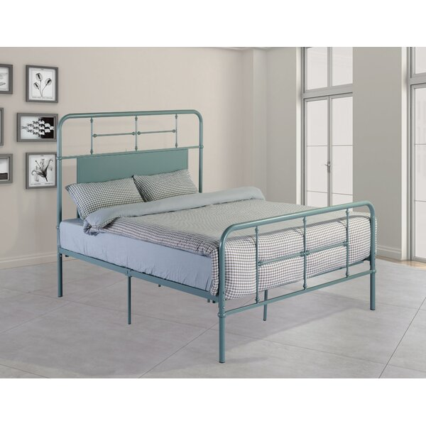 Liya Standard Bed by Gracie Oaks