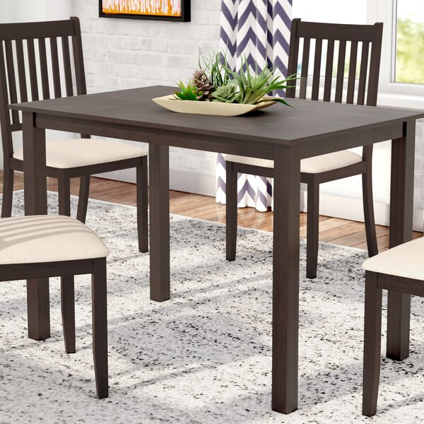 Lazaro Dining Table by Millwood Pines