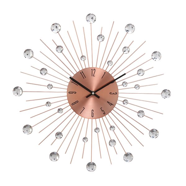 Metal Acrylic 20 Wall Clock by Cole & Grey