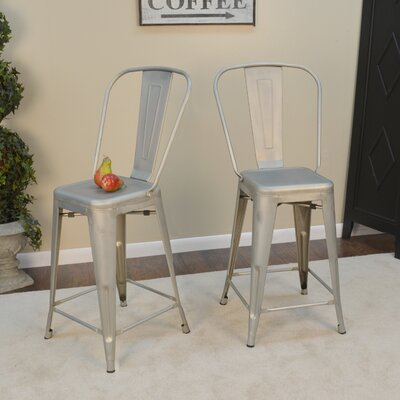 Counter 24 Quot 27 Quot Grey Bar Stools You Ll Love In 2019