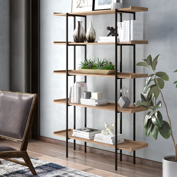 Hickenbottom Etagere Bookcase by 17 Stories