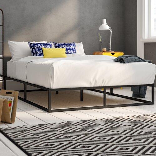 Metallbett Hamby Urban Facettes Größe: 180 x 200 cm   Schlafzimmer > Betten > Metallbetten   Urban Facettes