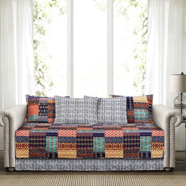 Broadbent 6 Piece Quilt Set by World Menagerie