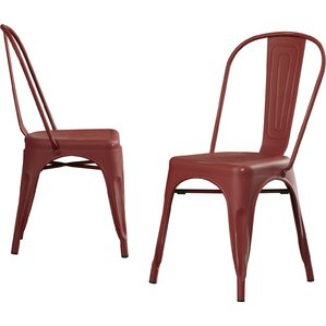 bistro side chair set of 2