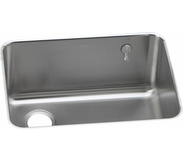 Gourmet 25.5 L x 19.25 W Undermount Kitchen Sink by Elkay