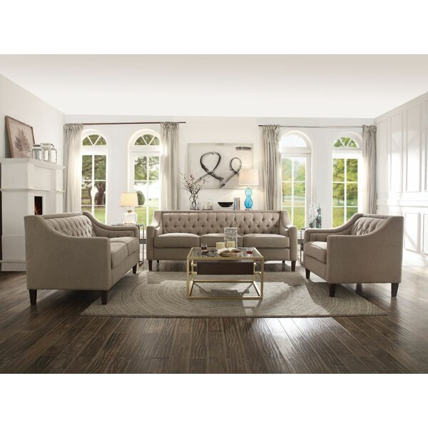 Riverside Drive Configurable Living Room Set by Charlton Home