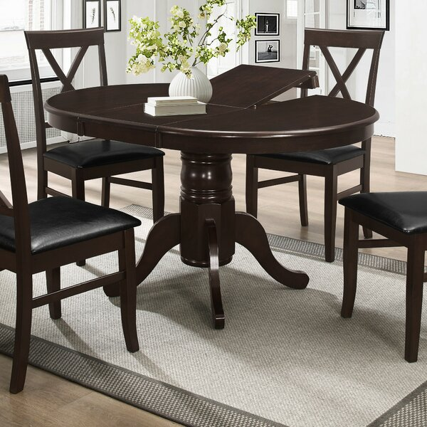 Berthild Extendable Dining Table by Charlton Home Charlton Home
