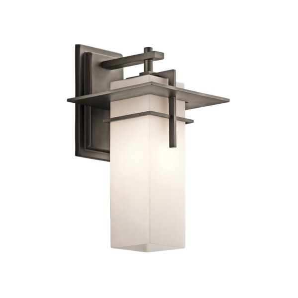 Caterham 1 Light Outdoor Sconce by Kichler