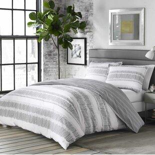 Barger 100 Cotton Reversible Comforter Set