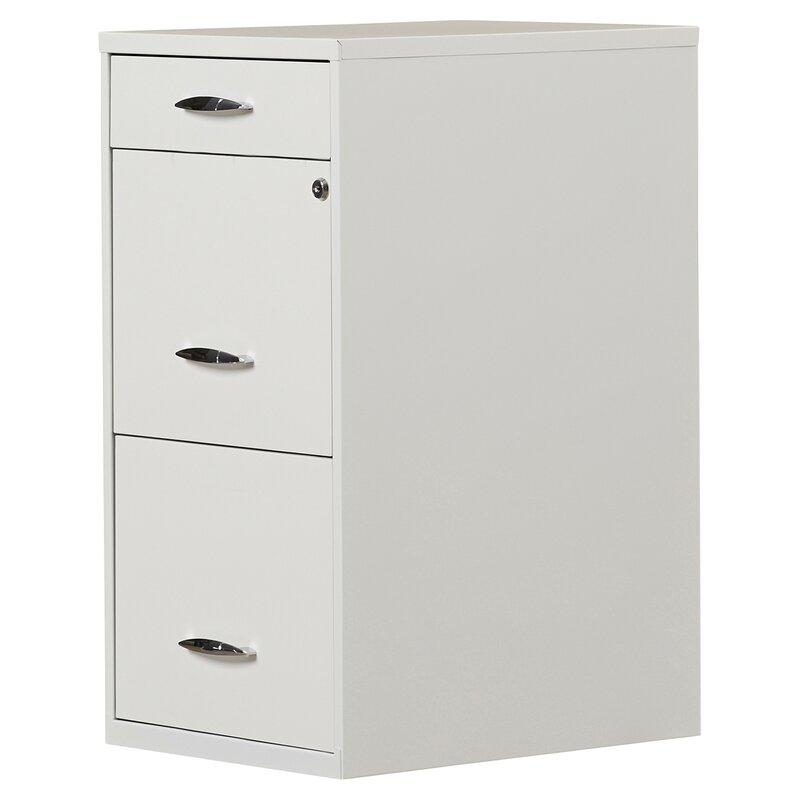 Bottomley Steel 3 Drawer Filing Cabinet