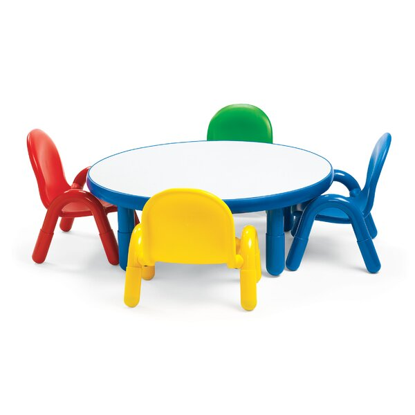 BaseLine 36'' Circular Activity Table by Angeles