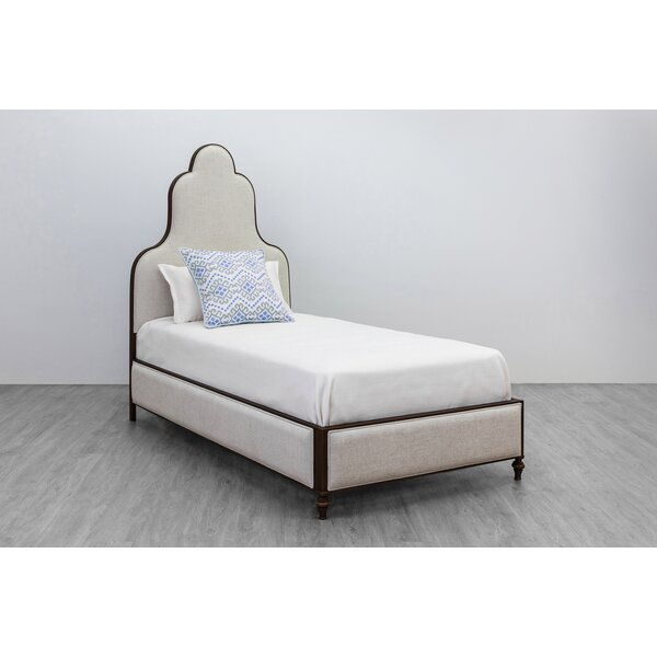Treyvon Twin Upholstered Standard Bed by Red Barrel Studio
