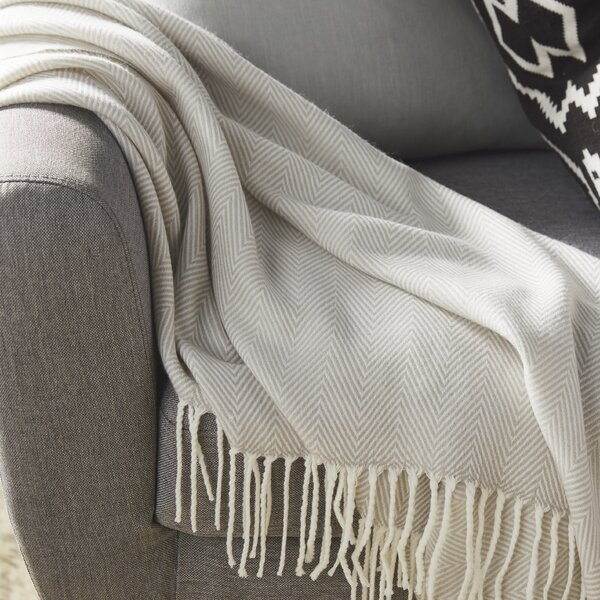 Sevan Park Throw Blanket by Wrought Studio