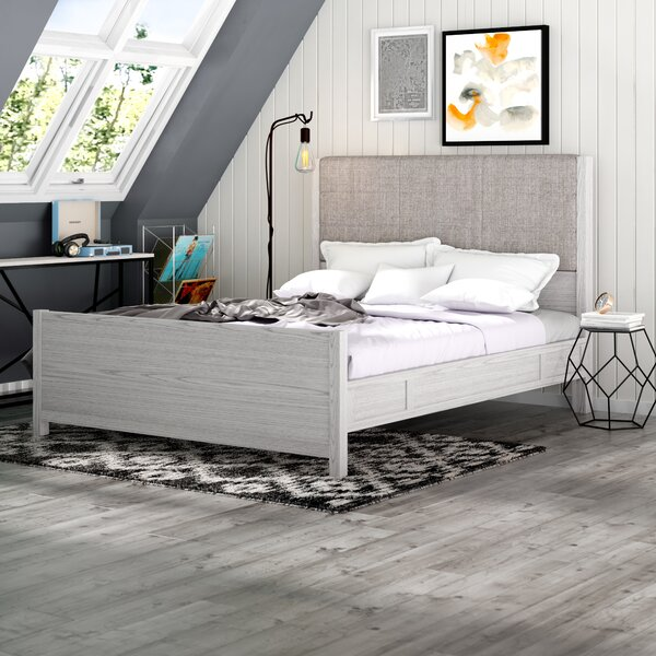 Chisholm Queen Upholstered Platform Bed by Trule Teen