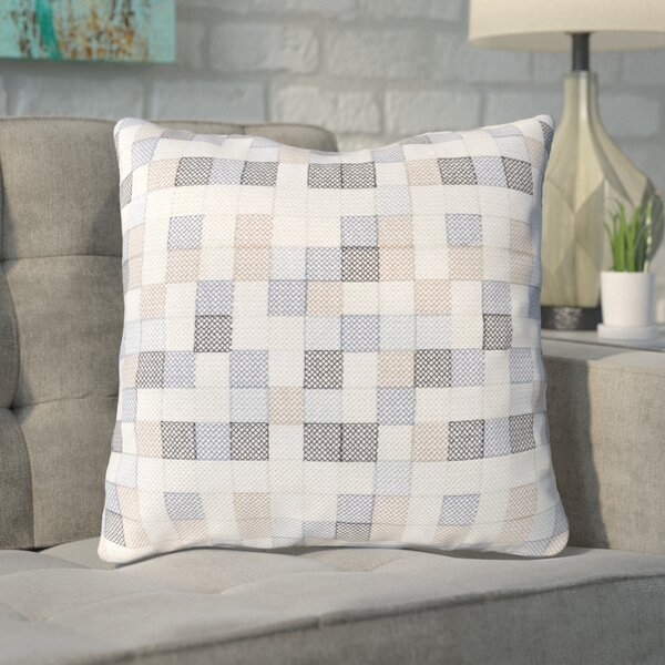 Cevenola Cotton Throw Pillow by Brayden Studio