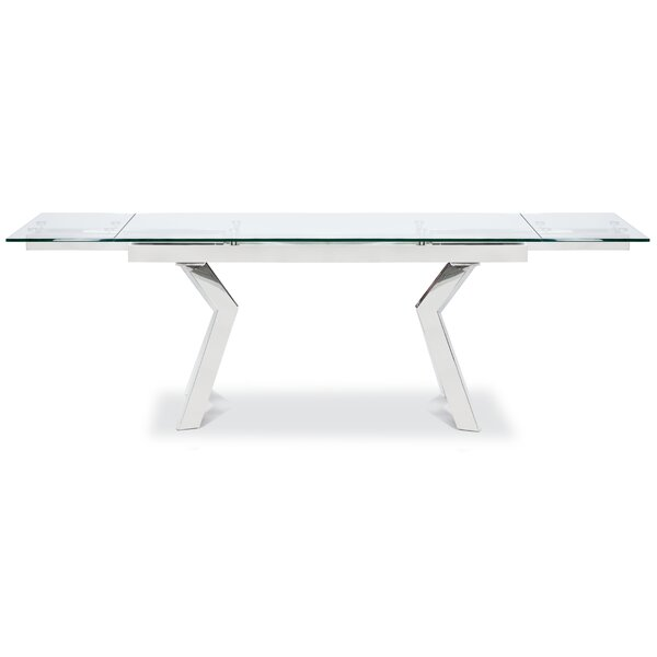 Cooksey Extendable Dining Table by Orren Ellis