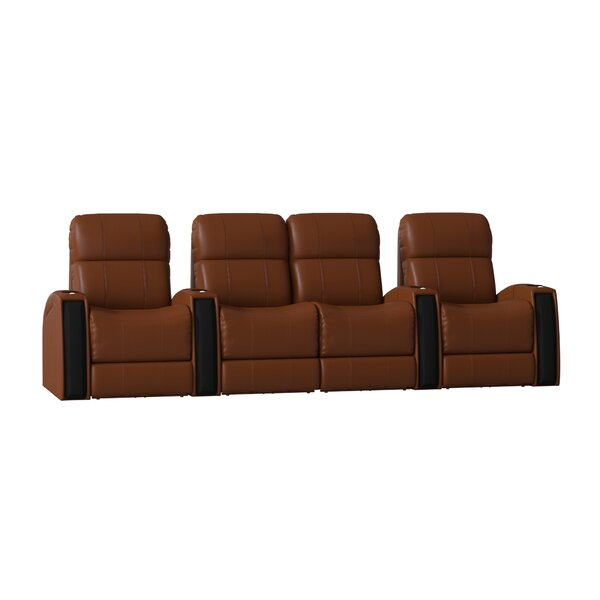 Review Home Theatre Loveseat (Row Of 4)