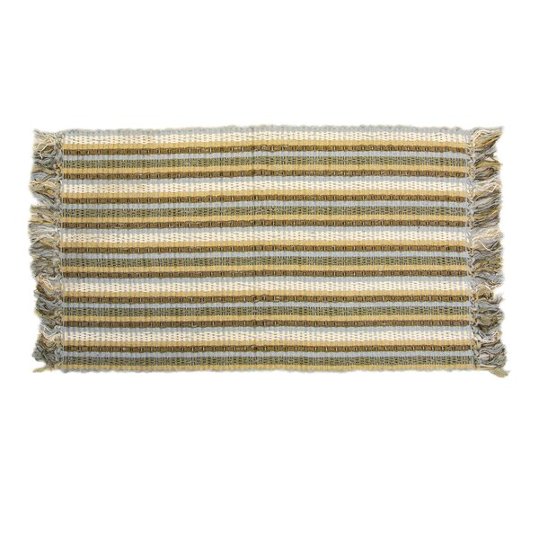 ChainLink Hand-Woven Spa Indoor Area Rug by Ess Ess Exports