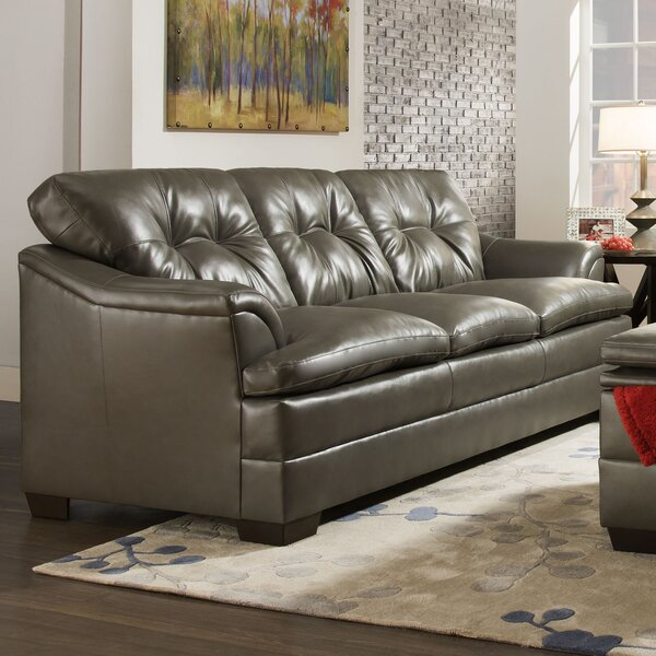 Simmons Upholstery Conlin Standard Sofa by Red Barrel Studio