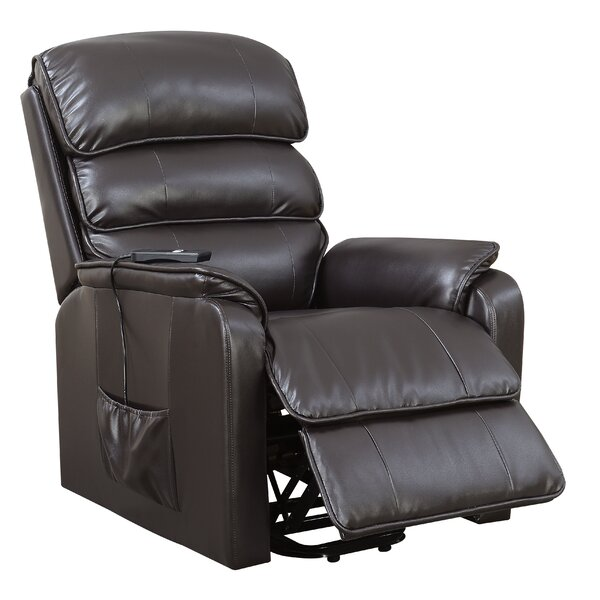 Geise Power Recliner Red Barrel Studio W000906340