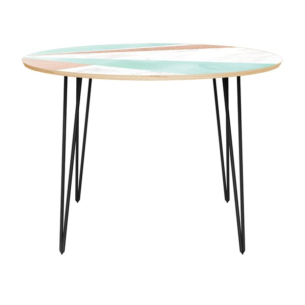 Ashmead Dining Table by Bungalow Rose